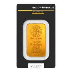 31,1g (1oz) Argor-Heraeus