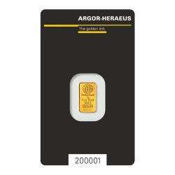 1g Argor-Heraeus