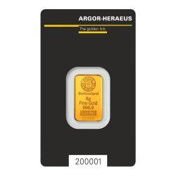 5g Argor-Heraeus