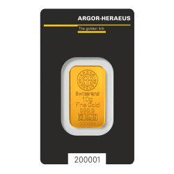 10g Argor-Heraeus
